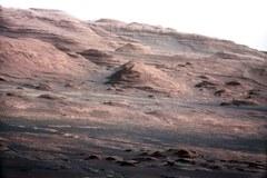 Zdjęcia Marsa zrobione przez Curiosity