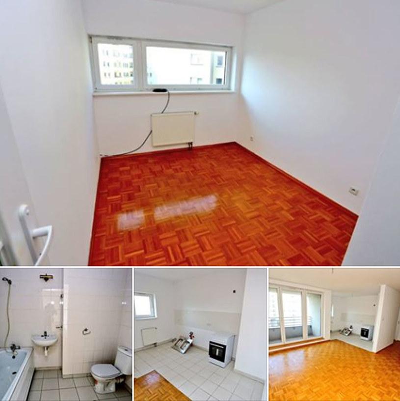 Zdjęcia mieszkań zaprezentowane przez burmistrza Woli Krzysztof Strzałkowski /facebook.com