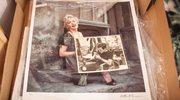 Zdjecia Monroe na aukcji w Warszawie