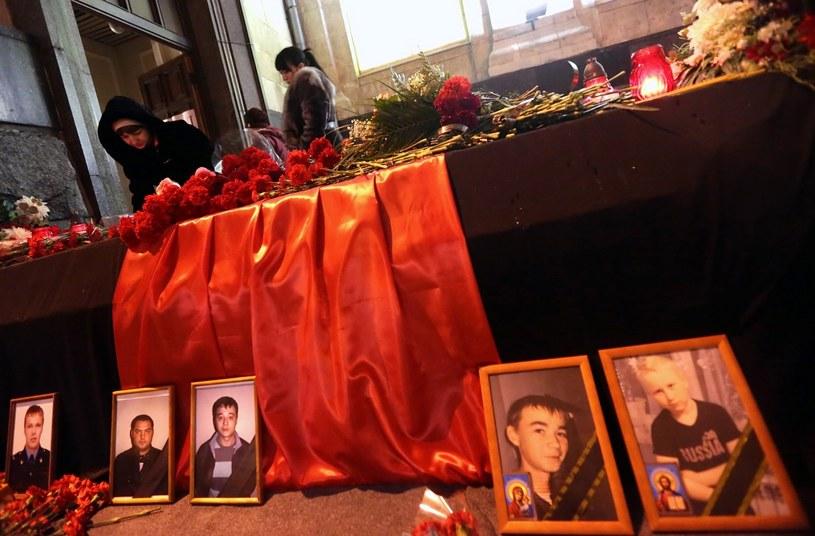 Zdjęcia ofiar zamachów w Wołgogradzie /AFP