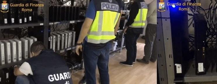 Zdjęcia operacyjne policji /SatKurier