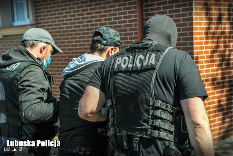 Zdjęcia operacyjne policji /materiały prasowe