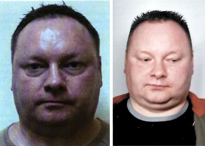 Zdjęcia poszukiwanego mężczyzny udostępnione przez policję /Policja /