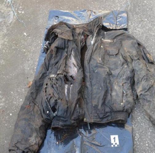 Zdjęcia przedmiotów znalezionych przy zwłokach mężczyzny /torun.kujawsko-pomorska.policja.gov.pl /