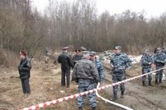 Zdjęcia reportera RMF FM z miejsca katastrofy