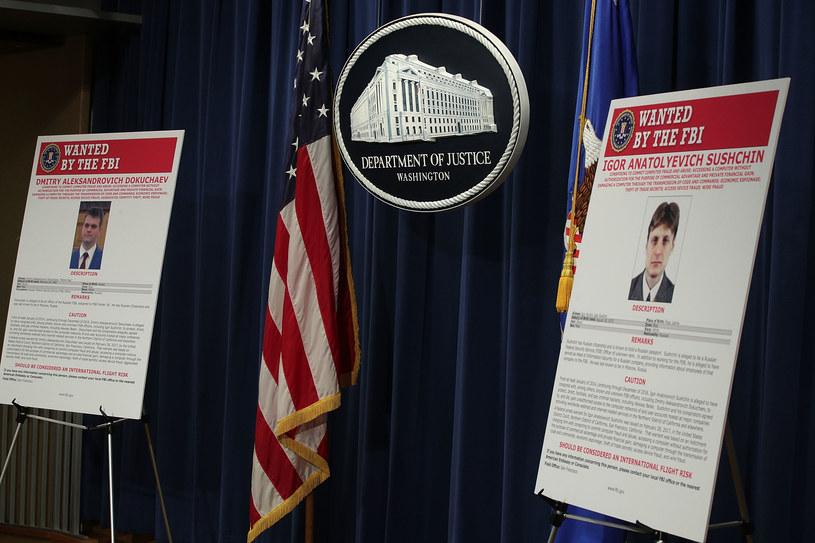 Zdjęcia Rosjan oficjalnie zaprezentowane podczas konferencji prasowej FBI /123RF/PICSEL