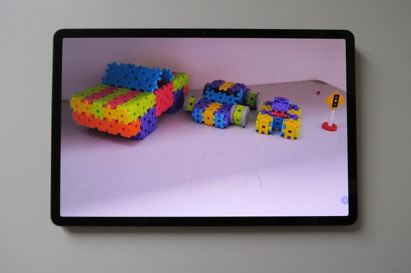 Zdjęcia wykonane Samsung Galaxy Tab S7+ są poprawne - do lepszych fotografii potrzeba smartfonu z wyższej półki /INTERIA.PL