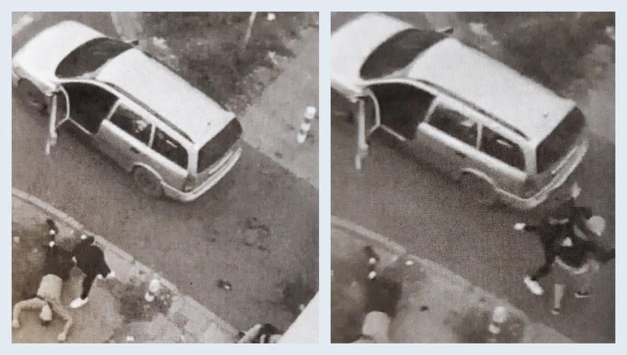 Zdjęcia z monitoringu /Policja