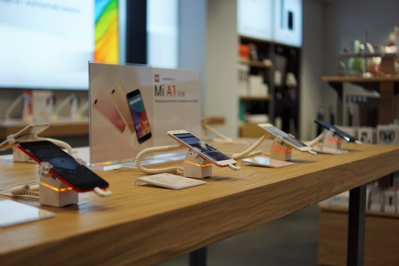 Zdjęcia z pierwszego dnia działalności sklepu /materiały prasowe