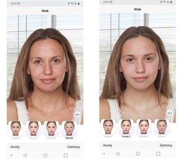 Zdjęcia z postarzoną twarzą na Facebooku i Instagramie? To FaceApp
