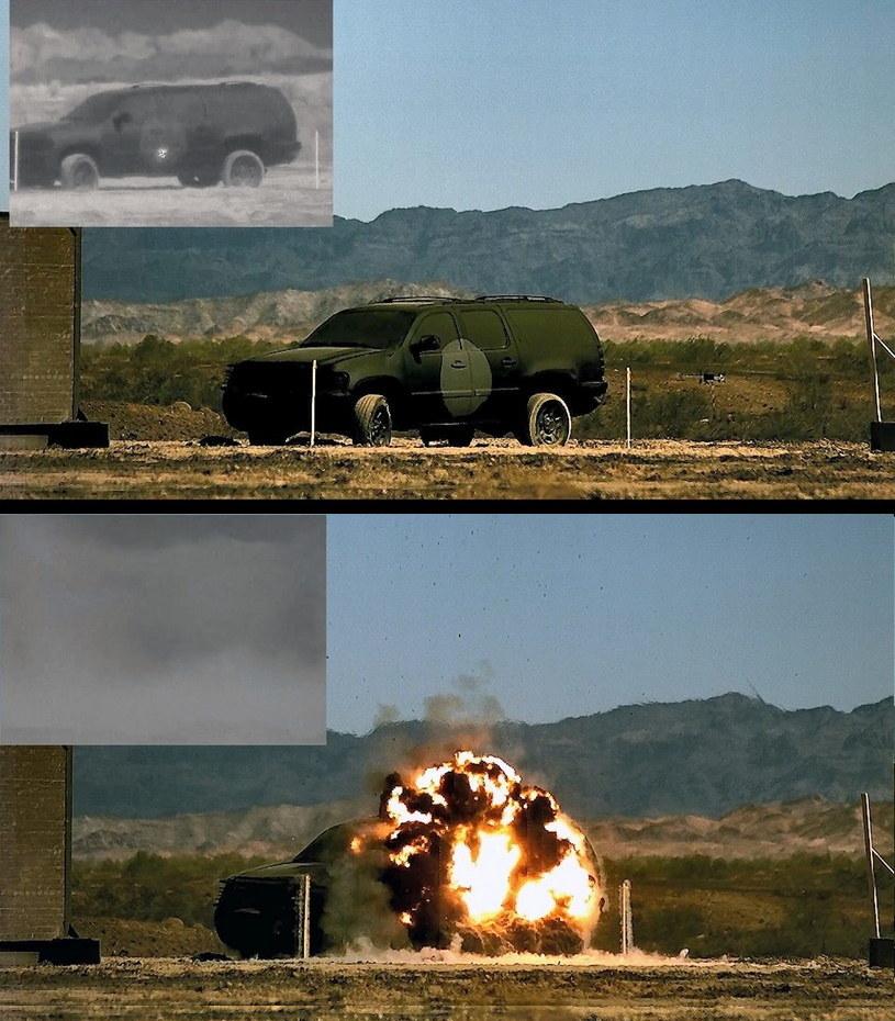 Zdjęcia z przeprowadzonych testów /materiały prasowe