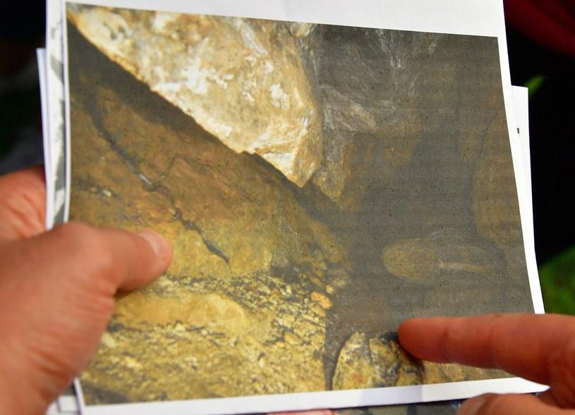 Zdjęcia z wnętrza Jaskini Wielkiej Śnieżnej, gdzie zaginęli dwaj grotołazi /Paweł Murzyn  /East News