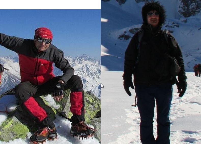 Zdjęcia zaginionych turystów opublikowane przez TOPR /TOPR /