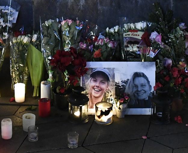 Zdjęcia zamordowanych turystek /THOMAS SJOERUP /PAP/EPA