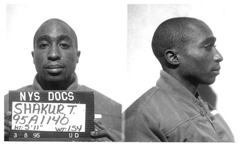 Zdjęcie 2Paca z aresztu z Nowego Jorku z 1995 roku /Eyevine /East News