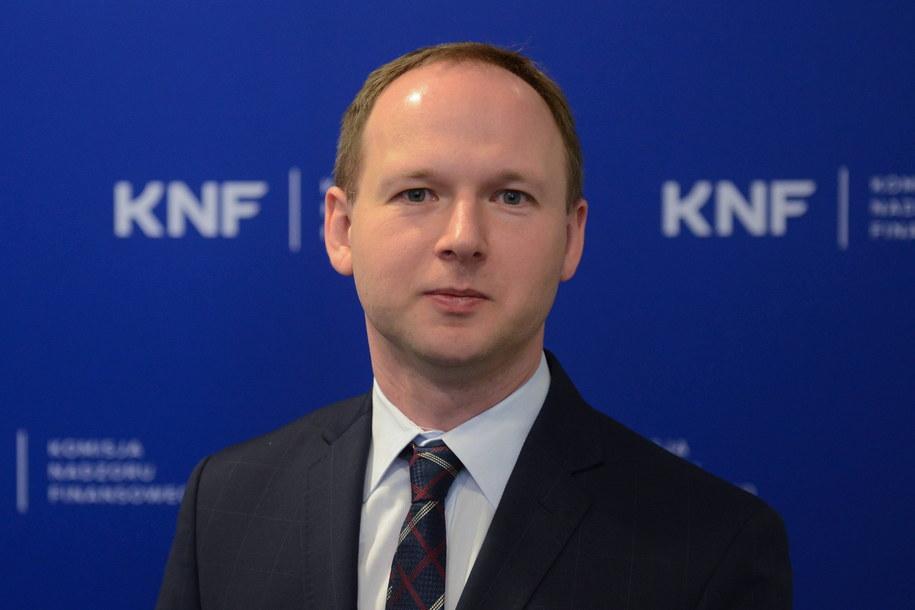 Zdjęcie archiwalne szefa KNF / Jakub Kamiński    /PAP