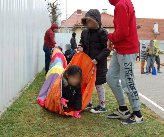 Zdjęcie archiwalne ze Strzeżonego Ośrodka dla Cudzoziemców w Kętrzynie /foto. Straż Graniczna /
