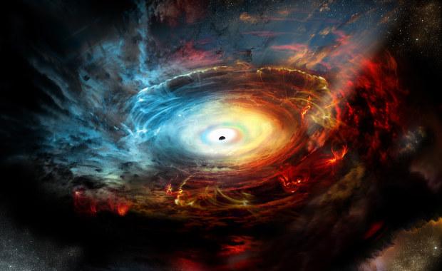 Zdjęcie czarnej dziury już w środę?
