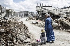 Zdjęcie dnia: Mama z Kobane