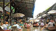 Zdjęcie dnia: Pływający targ