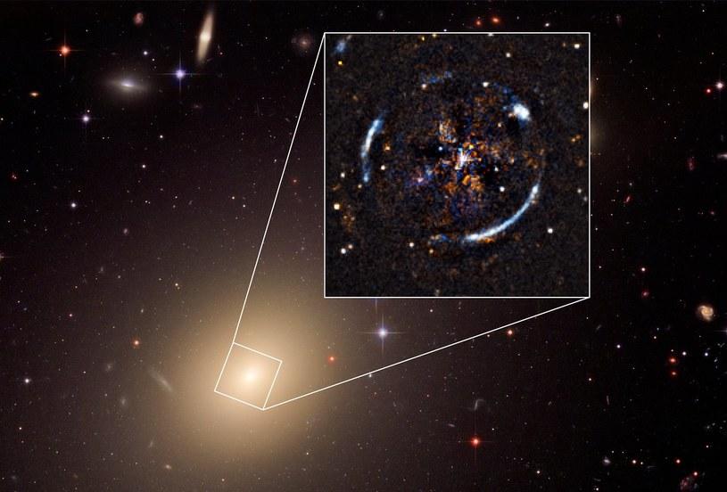 Zdjęcie galaktyki ESO 325-G004 /NASA