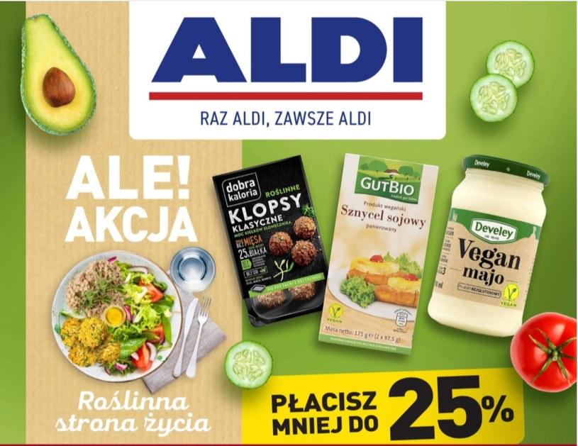 Zdjęcie gazetki Aldi na Ding.pl /ding.pl