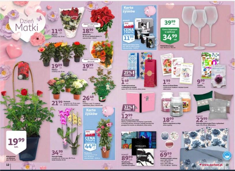 Zdjęcie gazetki Auchan na Ding.pl /ding.pl