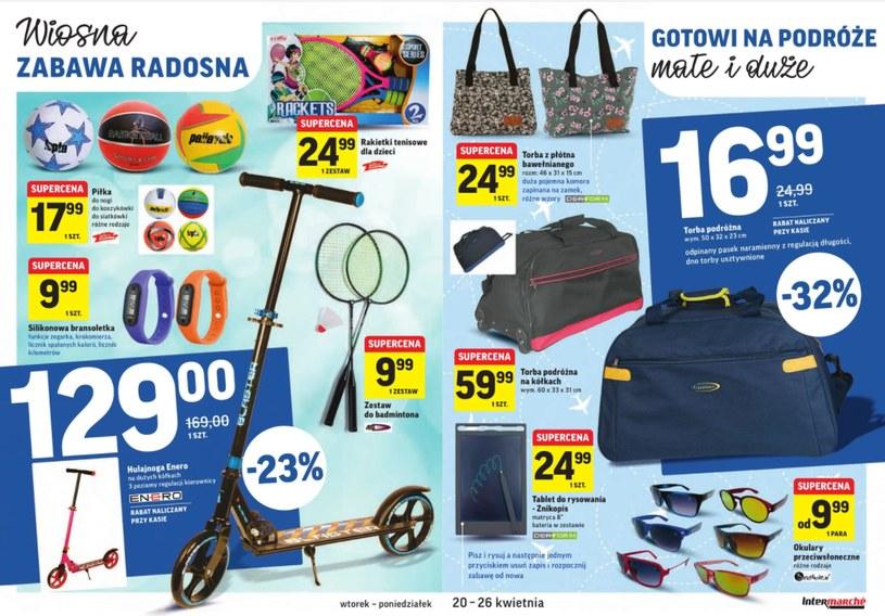 Zdjęcie gazetki promocyjnej Intermarche na stronie Ding.pl /ding.pl
