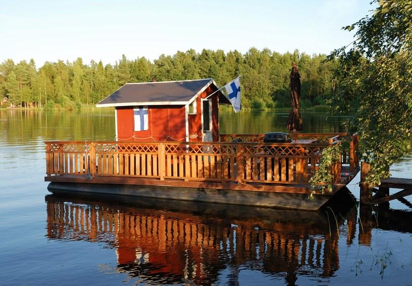 Zdjęcie ilustracyjna Sauna w Finlandii /123RF/PICSEL