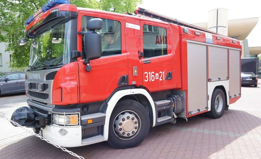 Zdjęcie ilustracyjne/ Jedna osoba poparzona w wybuchu gazu w budynku w Sławnie /Piotr Szydłowski /Archiwum RMF FM