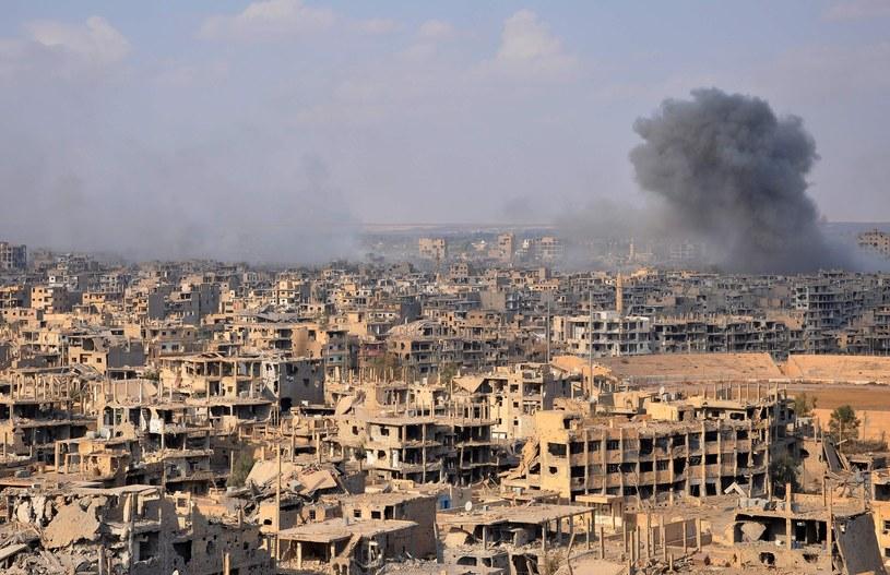 Zdjęcie ilustracyjne Ostatni bastion ISIS w Syrii zdobyty /STRINGER /East News