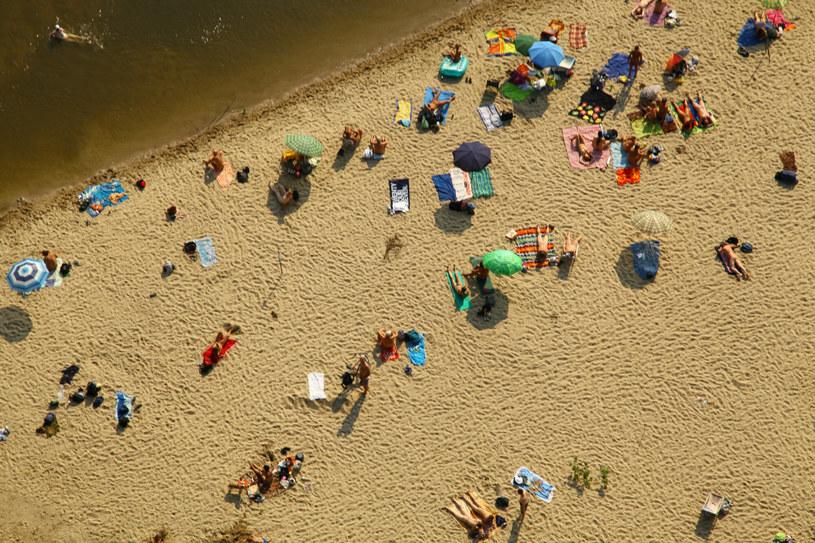 Zdjęcie ilustracyjne - plaża nudystów /Krystian Trela /Reporter