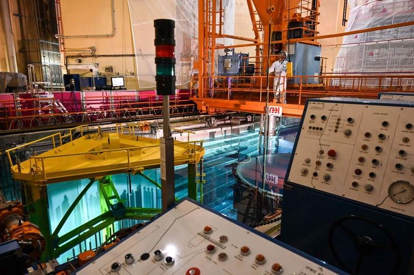 Zdjęcie ilustracyjne Realizacja projektu rozwoju energetyki jądrowej przewidziana jest do końca 2030 /AFP