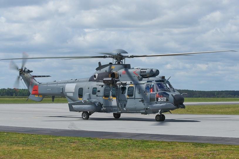 Zdjęcie ilustracyjne/ Śmigłowiec EC-725 Caracal /Łukasz Szeląg /East News