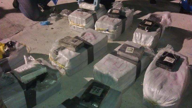 Zdjęcie ilustracyjne. W domu 79-latki znaleziono 15 kg kokainy /Flickr/The National Crime Agency /materiały prasowe