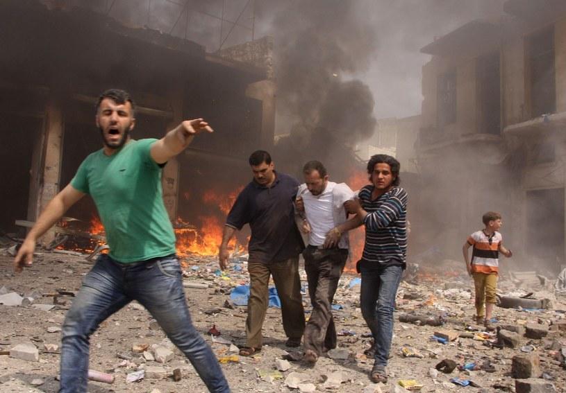 Zdjęcie ilustracyjne /Karam Al-Masri /East News