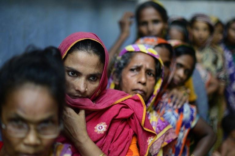 Zdjęcie ilustracyjne /MUNIR UZ ZAMAN /AFP