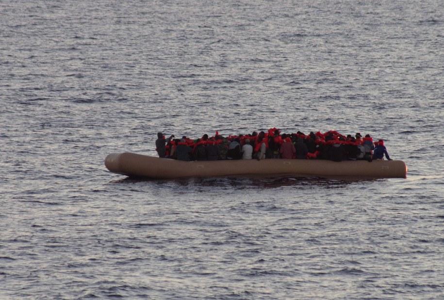 Zdjęcie ilustracyjne /ITALIAN NAVY PRESS OFFICE / HANDOUT /PAP/EPA