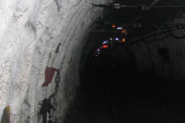 Silny wstrząs w kopalni Rudna na Dolnym Śląsku