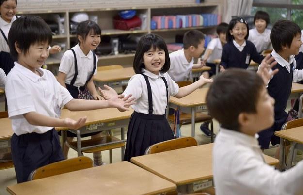 Badacze sprawdzili, kim w dorosłym życiu chcą być japońskie dzieci