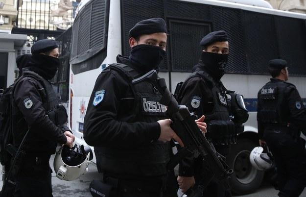 Turecka policja zatrzymała 82 podejrzanych o związki z ISIS