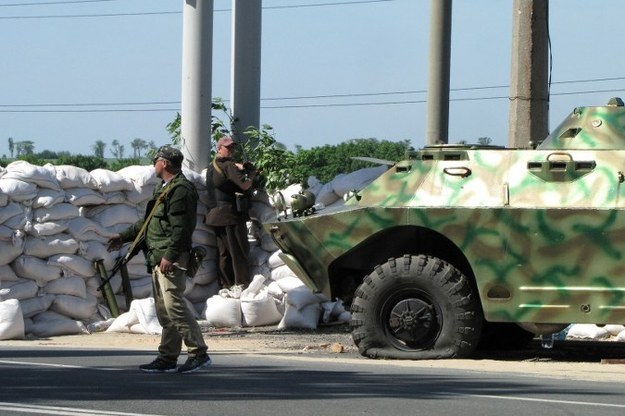 Ukraińska armia: Wielkanocny rozejm w Donbasie trwał 10 minut