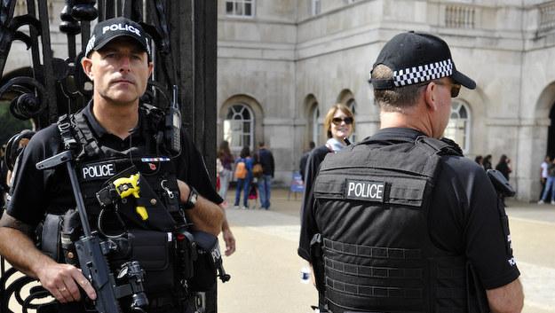 Wielka Brytania: Dwie osoby ranne po ataku nożownika w Londynie