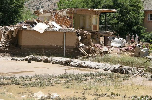 Afganistan: Co najmniej 20 osób zginęło w powodziach w prowincji Kandahar
