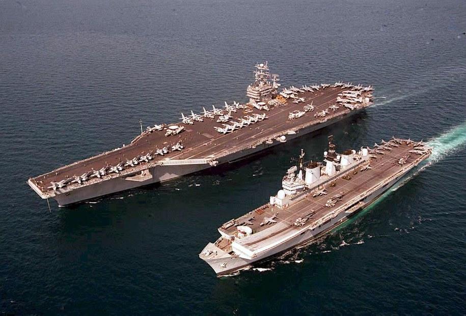 Zdjęcie ilustracyjne /Royal Navy /PAP/EPA