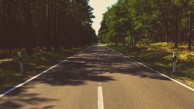 Małopolskie: Auto przejechało człowieka leżącego na drodze