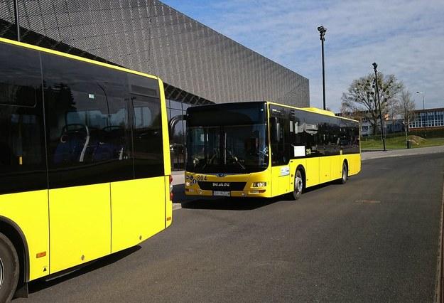 Pijany kierowca autobusu miejskiego woził pasażerów w Będzinie