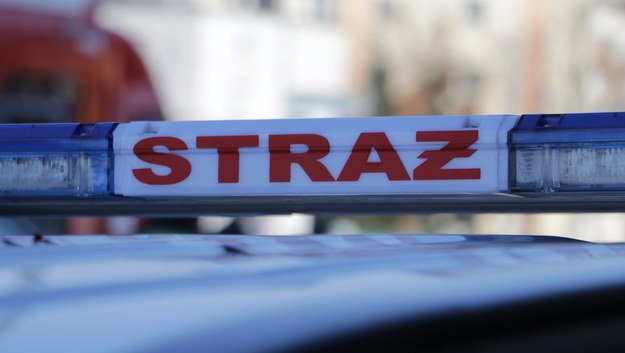 Pożar ubojni na Podhalu. W akcji 17 jednostek straży pożarnej