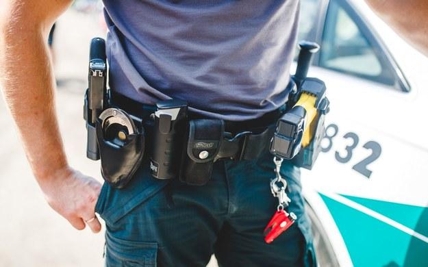 (zdjęcie ilustracyjne) /foto. Policja litewska /