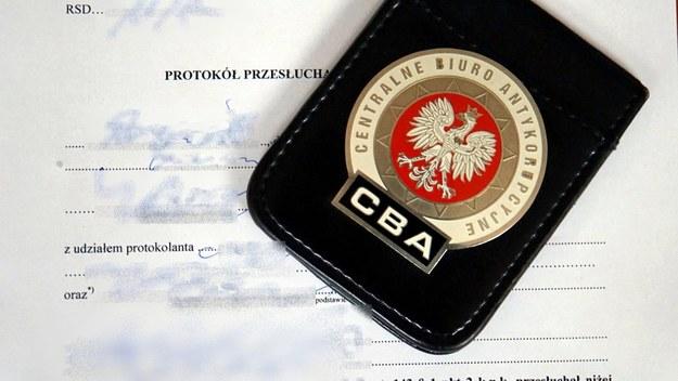 CBA: Były burmistrz Włoch był zamieszany również w aferę reprywatyzacyjną